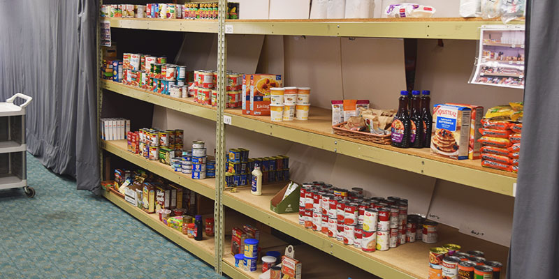 HOLY FAMILY CENTER FOOD PANTRY